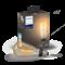 Philips Hue Lampe à incandescence HUE 7W 1xE27 edison
