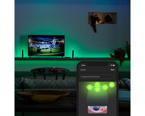 Light Gallery HUE Sync box HDMI noir