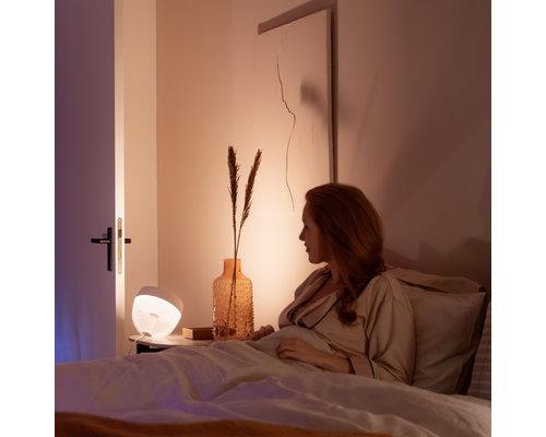 Philips Hue Iris gen4 lampe de table blanc et couleur ambiance 570lm blanc