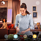Philips Hue HUE white & color ambience lamp 1xE14 5 3W 470lm