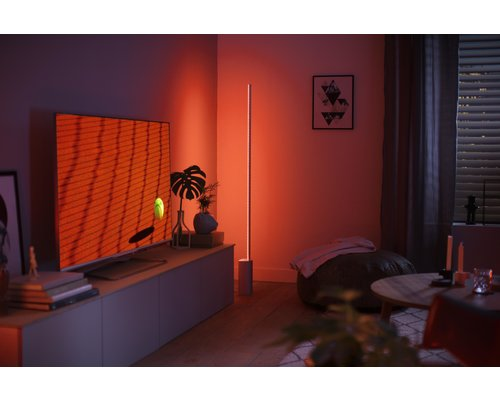 Philips HUE Signe White & Color Ambiance vloerlamp LED 32W 2500lm