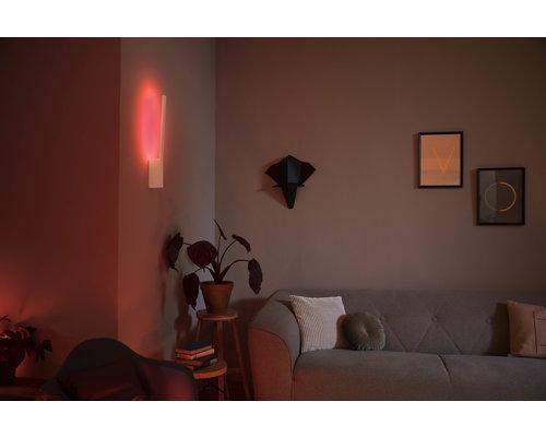 Philips HUE Liane White & Color Ambiance wandlamp LED 12W 900lm wit