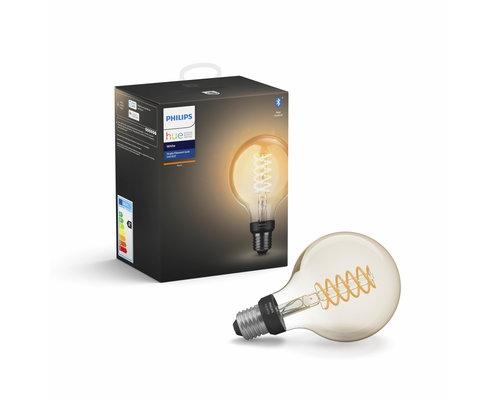 Philips HUE Lampe à filament 1xG93 / E27 7W 550lm 2100K