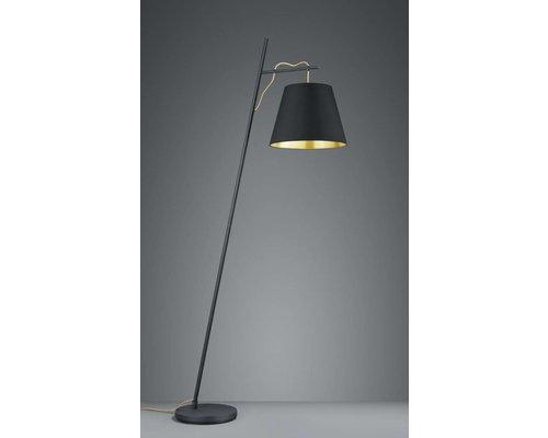 Light Gallery Andreus vloerlamp zwart
