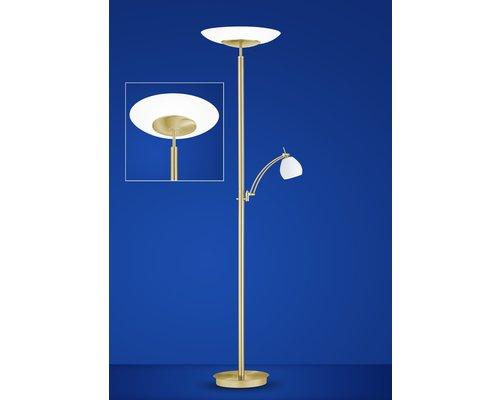 Light Gallery Centurion vloerlamp goud