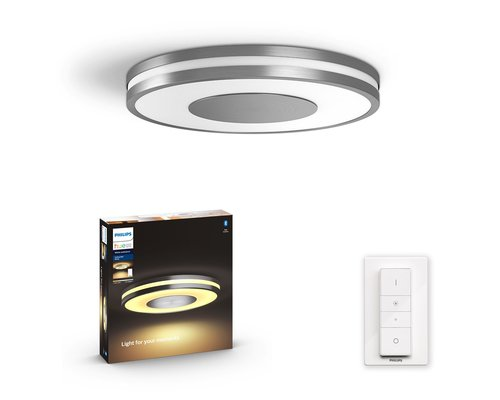 Philips Hue HUE BEING BT plafondlamp LED 1x32W aluminium