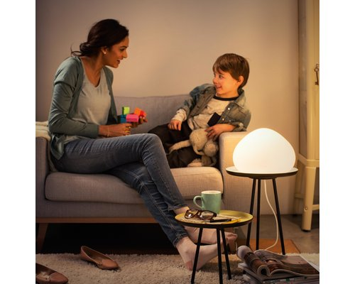 Philips Hue HUE Wellner BT tafellamp LED E27 1x8