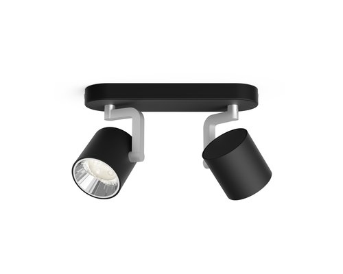 Philips Byrl opbouwspot LED 2x4