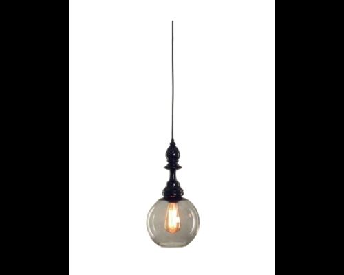 Light Gallery Alfiere shiny hanglamp zwart
