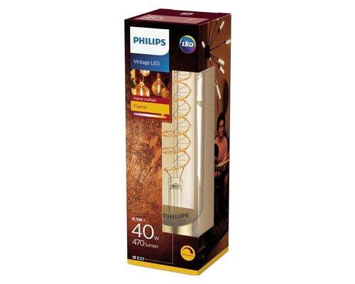 Philips Deco LED lamp Giant E27 40W 2000K 470lm goud dimbaar