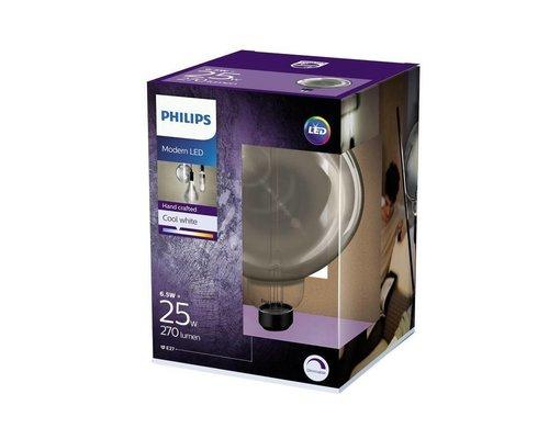 Philips Deco LED lamp Giant E27 25W 4000K 270lm modern dimbaar