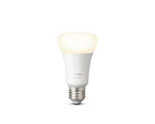 Philips HUE White lamp 1xE27 9W 806lm 2700K