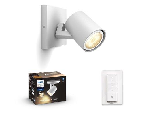 Philips Hue HUE Runner BT opbouwspot LED GU10 1x5W wit