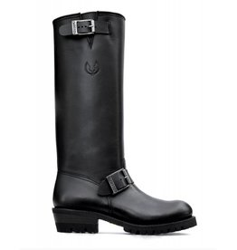 Embossy Boots Engineer Boss 18""
