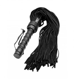 FIST Suede Leather Flogger, 68 cm