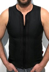 RoB F-Wear Vest with zip black