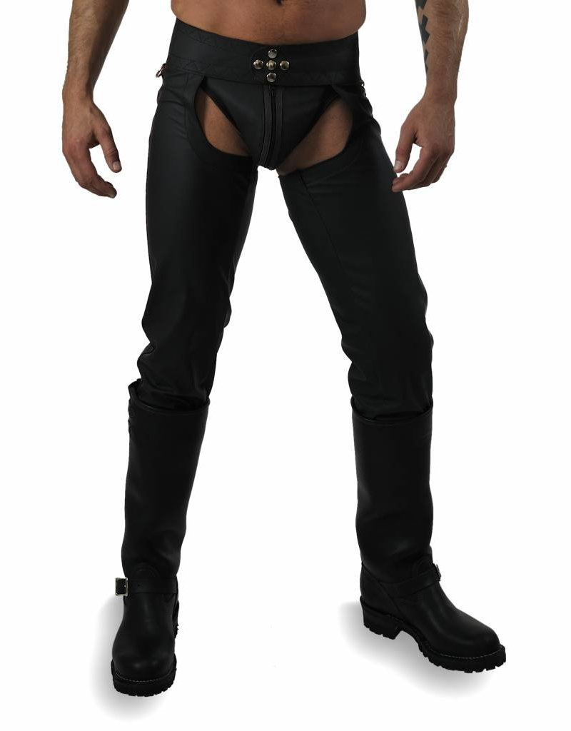 RoB F-Wear Chaps met zwarte streep