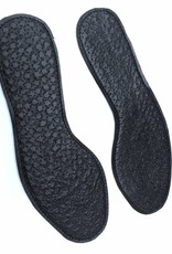 Insoles with pin prick