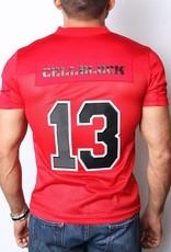 CellBlock 13 Blindside Jersey Red