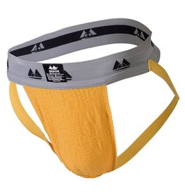BIKE Jockstrap Yellow