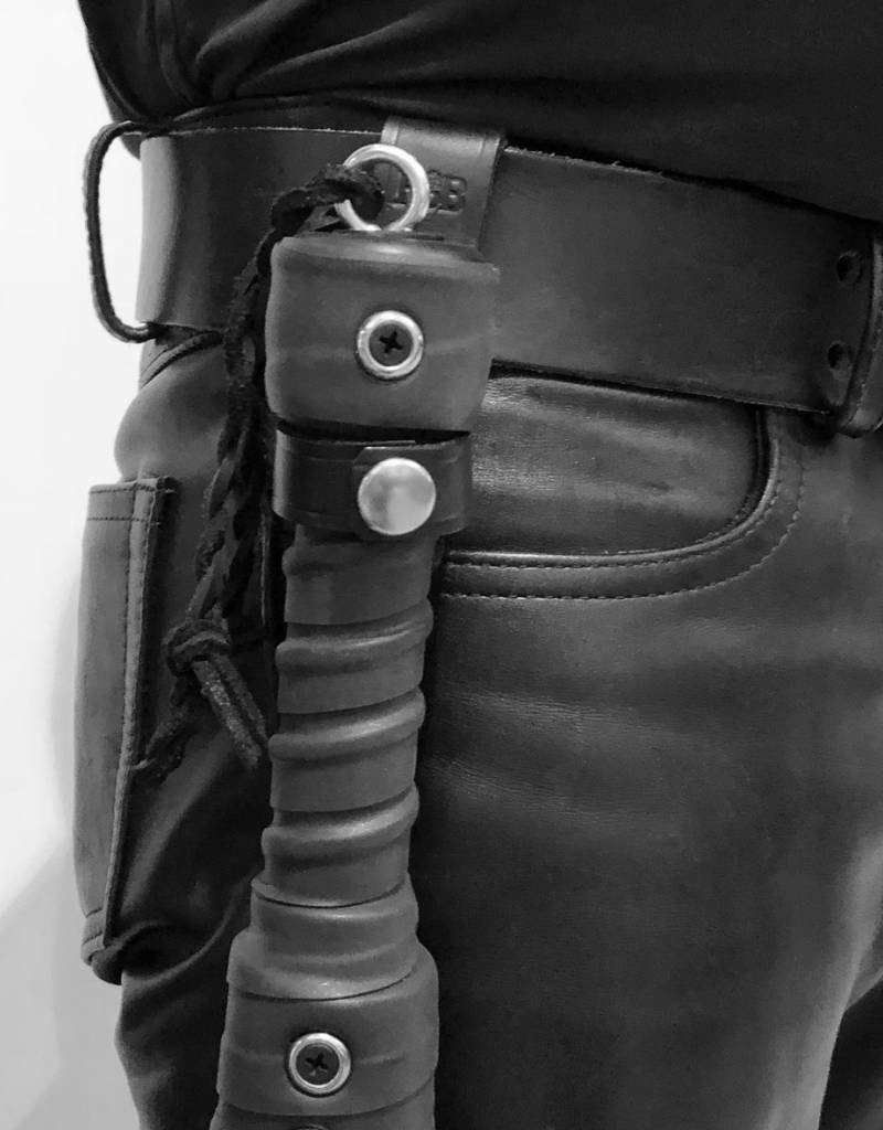 RoB Leather Belt Holder for Flogger