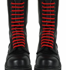 RoB Boot Laces 14-Hole Red