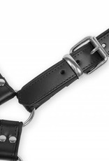 RoB Y-Front Brust Harness schwarz