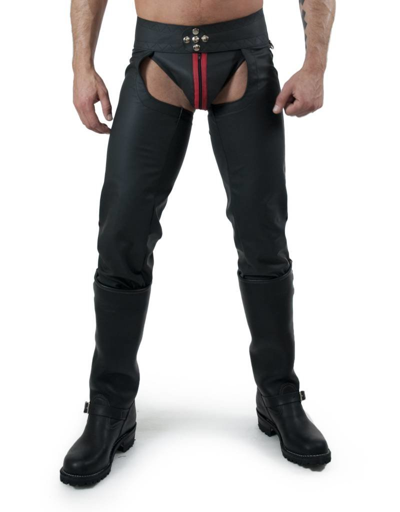 RoB F-Wear Chaps Red Stripe