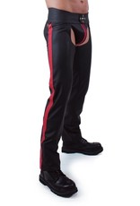 RoB F-Wear Chaps met rode streep