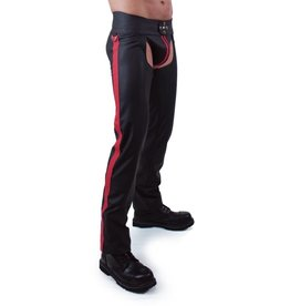 RoB F-Wear Chaps Roter Streifen