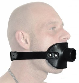 RoB Leather Piss Mouth Gag