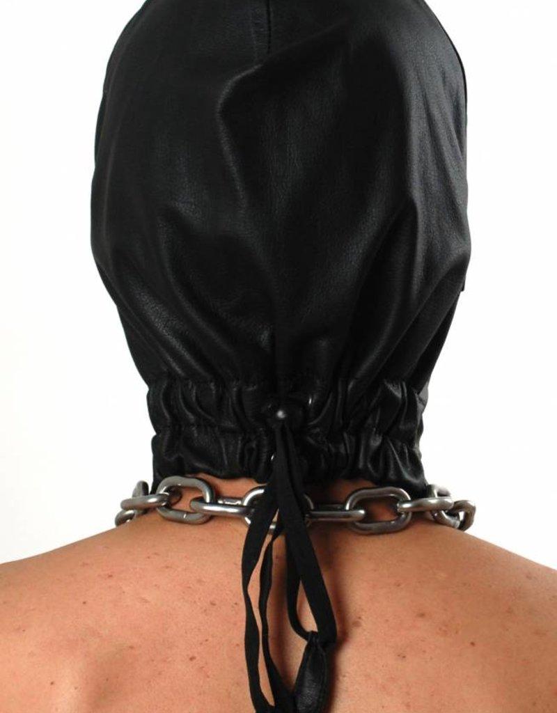 RoB Leather Kidnap Hood