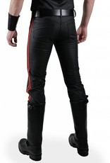 RoB F-Wear Jeans, Double Red Stripes