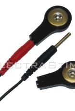 Electrastim ElectraStim Adapter Kit 2 mm Pin to 4 mm Press Stud