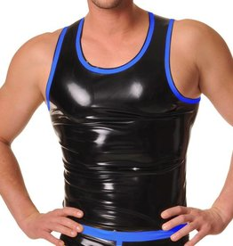 RoB Rubber Singlet with blue trim