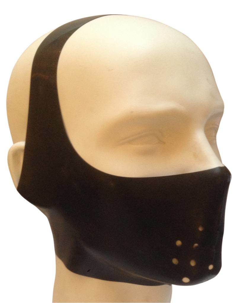 Rubber Gimp Mask