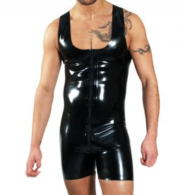 RoB Rubber Cycle Suit with full zip