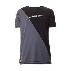 Brunotti RDP Defence Quick Dry S/S Black Grijs