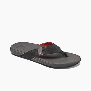 Reef Cushion Bounce Phant Grey/Red