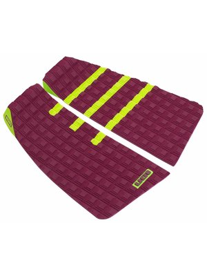 Ion Surfboard Pads Stripe (2Pcs) - Red