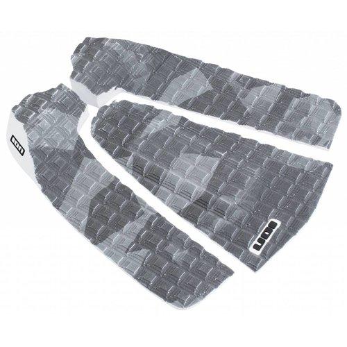 Ion Surfboard Pads Camouflage (3Pcs) - Black