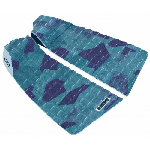 Ion Surfboard Pads Camouflage (2Pcs) - Petrol/Camo