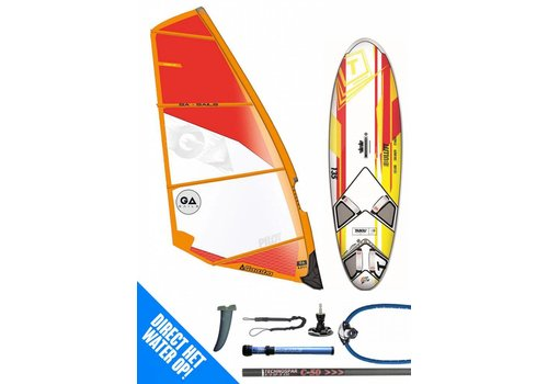 Complete windsurf sets