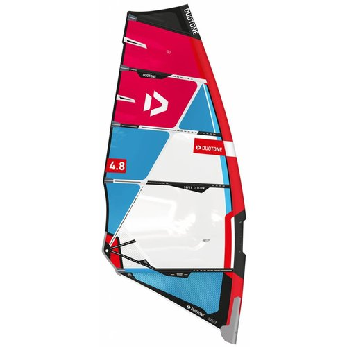 Duotone Windsurfing Super Session C07 Red 2019