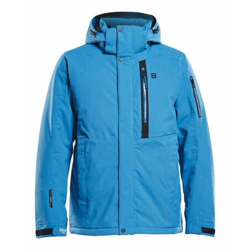 8848 Altitude Joshua Men Jacket Blue