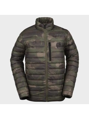VOLCOM Puff Puff Give Snowboard Jas Camouflage
