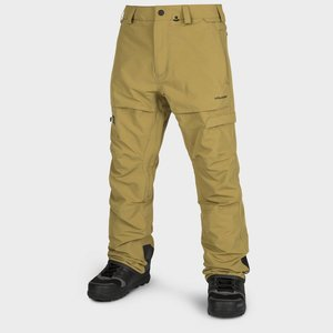 VOLCOM Gi Snowboard Broek Resin Gold
