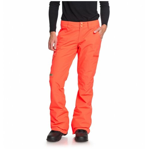 Dc Recruit Ladies Snow Pant Coral