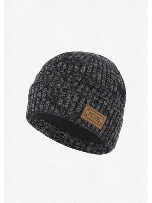 Picture Ship Uni Beanie Grijs