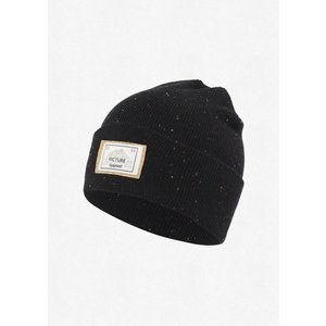Picture Uncle Uni Beanie Black